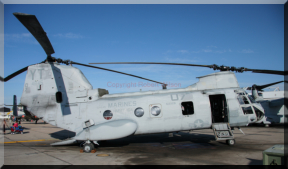 154845 / YT-07 - CH-46E of HMMT - 164 based at Marine Corps Air Station Camp Pendleton
