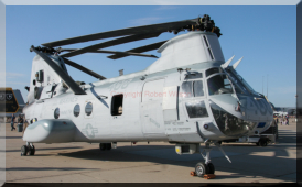 156462 / ML-408 - CH-46E of HMM-764 based at Edwards Air Force Base