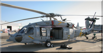 166348 / VR-70 - MH-60S Knighthawk of HSC-21 based at Naval Air Station North Island