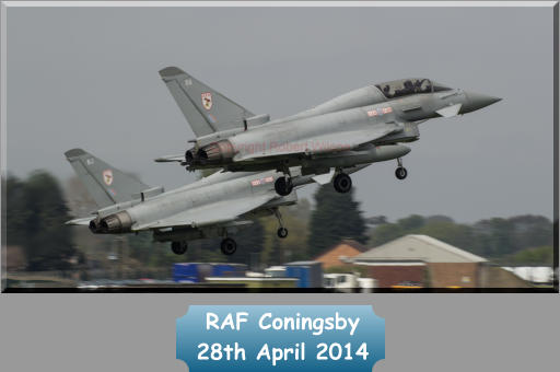 RAF Coningsby  28th April 2014